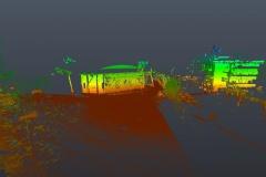 Rilievo laser scanner: Palazzetto dello Sport Rieti
