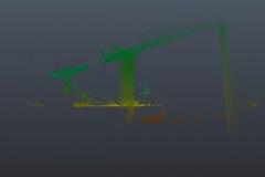 Rilievo laser scanner: Viadotto di Posta (Rieti)